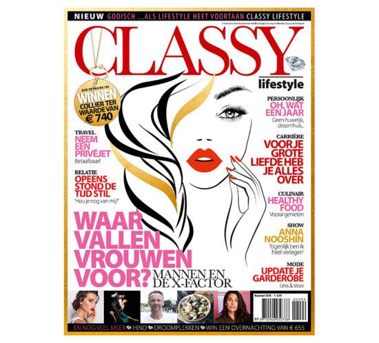 Hester van 't Hek - Classy Magazine